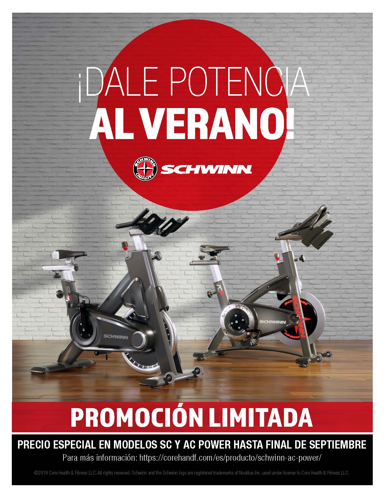 19-00645 Schwinn Summer Power Sale - Flyer - ESP - Ver1 (1) (1)_Página_1