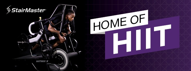 HOME OF HIIT BANNER