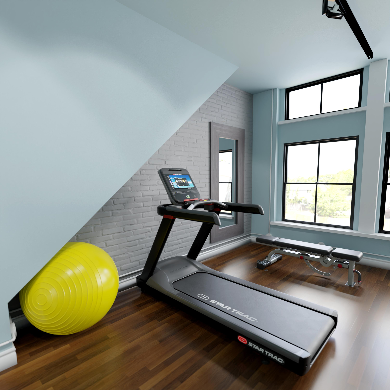 Images - Home Fitness - Home Studio Shot_4TR-2